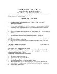 registered resume surgical