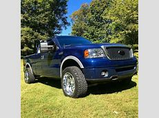 clean and sharp 2007 Ford F 150 FX4 lifted for sale 2017 New Ford Lifted Trucks For Sale