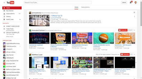 layout video youtube image youtube layout logged in png logopedia fandom