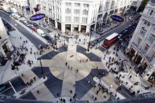 Famous Architect oxford street diagonals crossing e architect