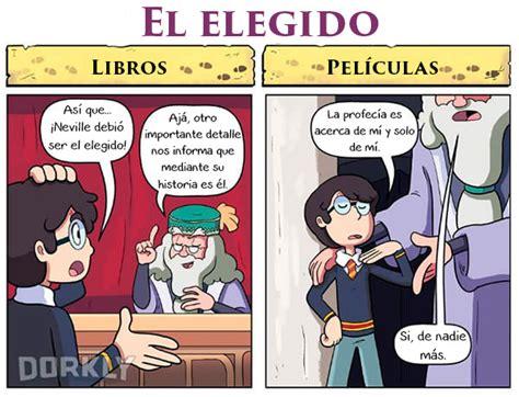 harry potter libros pdf espanol latino gratis 9 diferencias entre los libros peliculas de harry potter