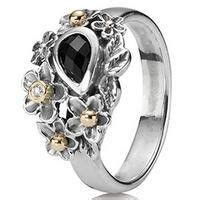 Pandora Clear Cz And Black Onyx Dew Drops Charm Silver P 489 1000 images about pandora put a ring on it on pandora pandora rings and black spinel