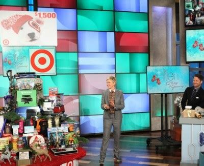 Ellen Degeneres Show Giveaways - ellen degeneres continues generosity with bonus giveaway day for audience members