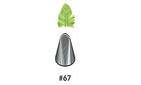 Leaf Tip Cake Decorating by Temptatious Cakes Frosting Quot Tips Quot