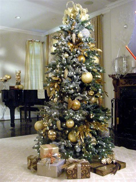 create a designer christmas tree hgtv