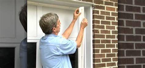 How To Seal A Garage Door by How To Easily Weather Seal Your Garage Door 171 Tools