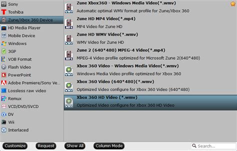 Format File Xbox | rip convert dvd to wmv for the xbox 360 for watching isu