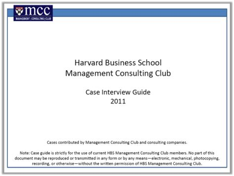 Best Mba Casebooks by Harvard 2011 Casebook In Extensive Casebook Library