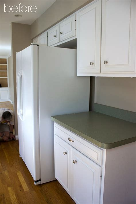 kitchen refrigerator cabinet refrigerator kitchen cabinet images