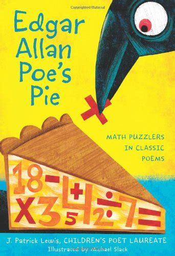 word pie books kidlit book of the day edgar allan poes pie we are