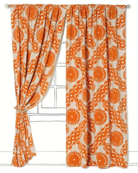 Climbing Vines Curtain Eclectic Curtains
