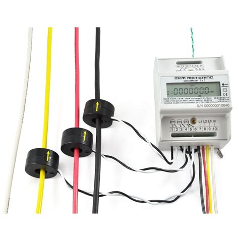 current transformer connection to meter diagram ekm omnimeter i v 3 3 phase 3 wire or 4 wire 120 to 480v