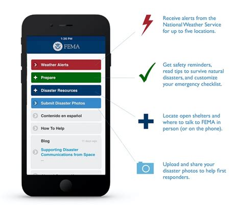 mobile app for mobile app fema gov