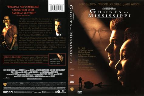 film ghost of mississippi ghosts of mississippi movie dvd scanned covers