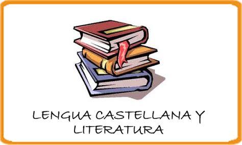 imagenes visuales lengua y literatura lengua castellana y literatura ies jos 233 conde garc 237 a