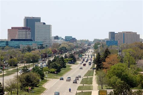 Troy Michigan detroit suburb ranked as a top 10 small city to start a