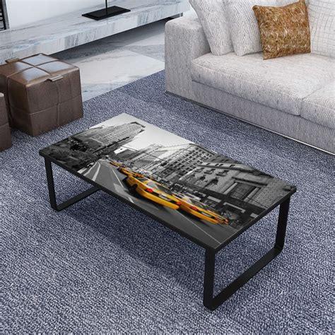 sofa coffee table rectangular coffee table side table sofa table print on