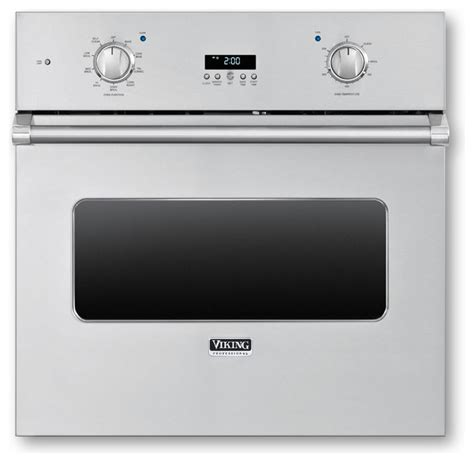 viking wall oven viking 30 quot single electric wall oven stainless steel