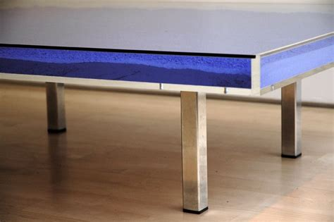 Yves Klein Coffee Table Table Klein Blue By Yves Klein For Sale At 1stdibs