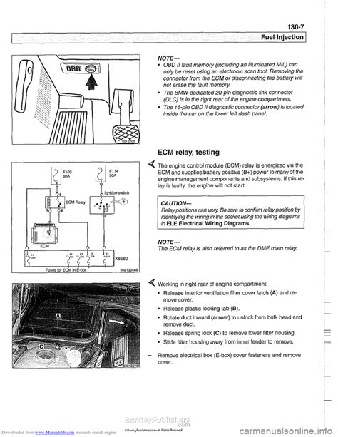 100 bmw e39 ac wiring diagram bmw wiring diagram of