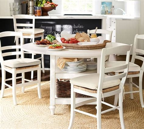pottery barn shayne kitchen table shayne drop leaf kitchen table white pottery barn