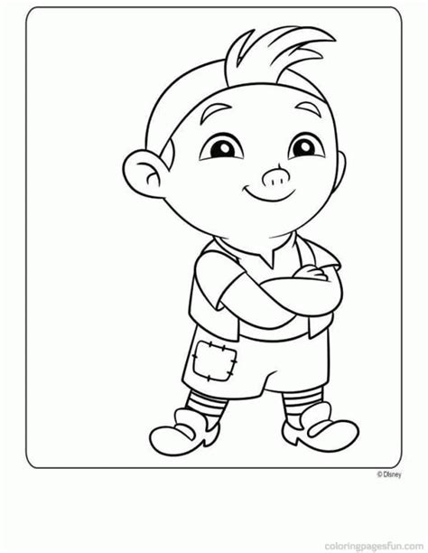 jake and the neverland coloring pages coloring pages for captain jake and the neverland