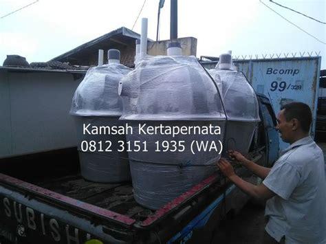 Bio Septictank Murah jual bio septic tank bandung fiberglass termurah