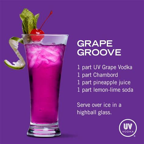 purple martini recipe grape ape recipe uv vodka recipes vodka recipes and