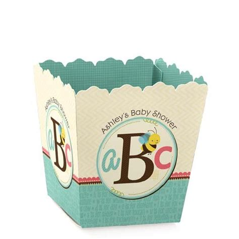 personalized candies for baby shower personalized baby shower box