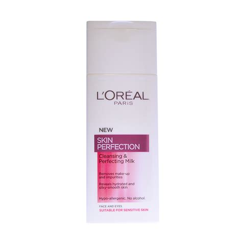 L Oreal Cleansing Milk l or 233 al skin perfection cleansing perfecting milk