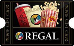 regal cinemas printable gift certificates sell regal cinemas gift cards raise
