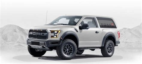 ford bronco production    confirmed  news  rumors