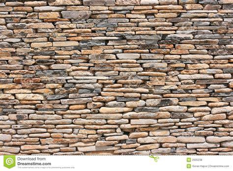 pattern wall stone pattern dry stone wall stock photo image of continuity