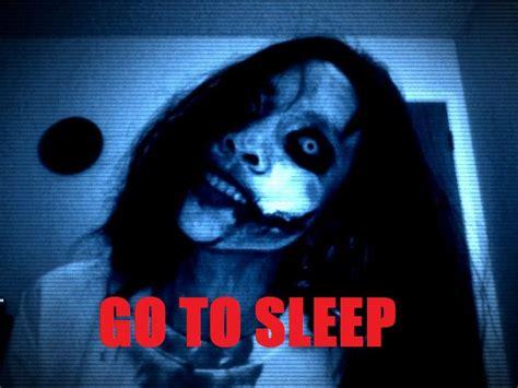 Jeff The Killer Meme - go to sleep jeff the killer know your meme
