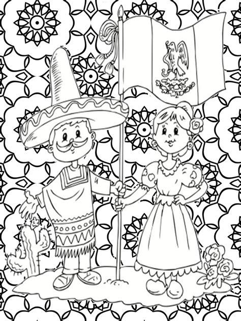 imagenes de la revolucion mexicana para niños a color pinto dibujos mandalas de la revoluci 243 n mexicana para