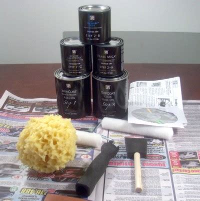 faux finish paint kits diy faux marble with giani how was your day