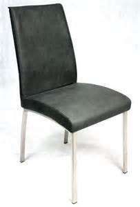 stuhl edelstahl stuhl st 252 hle esszimmerstuhl k 252 chenstuhl edelstahl