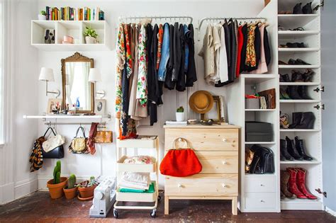 creative storage clothes storage ideas to manage your closet and bedroom