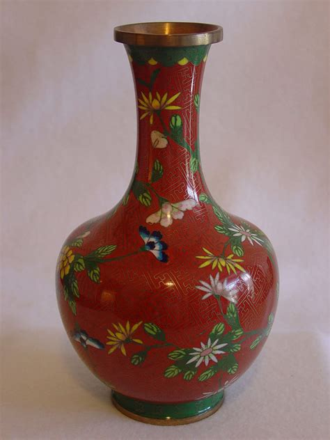 cloisonne vase for sale antiques classifieds