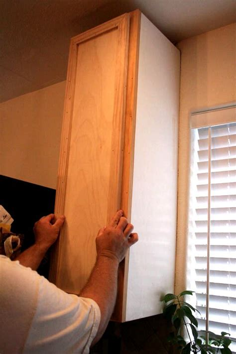 10 Diy Cabinet Doors For Updating Your Kitchen Home And Build Kitchen Cabinet Doors