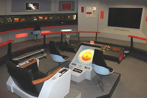 Star Trek Captains Chair once in a lifetime star trek tour that you can t miss