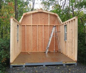 Just Kits Sheds by Shed Kits Wood Shed Kits In Va Wv Alan S Factory Outlet