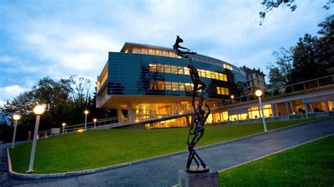 Executive Mba Lausanne by Imd Business School Lausanne Tourisme