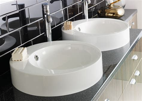 bathroom sinks that sit on top of counter bathroom sinks heart of the home