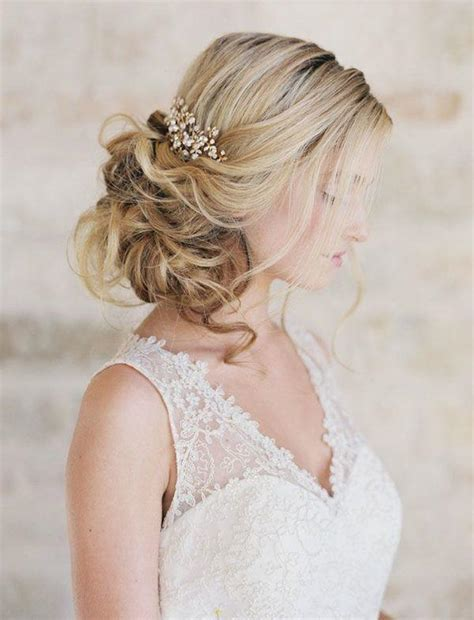 How To Do Vintage Wedding Hairstyles by Gorgeous Wedding Updos For Every Chic Vintage