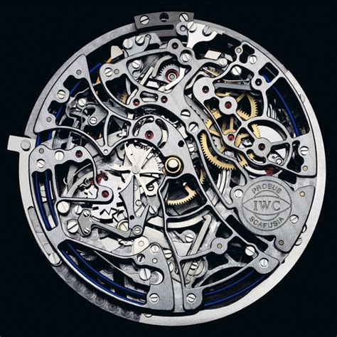 mechanical watches are so complex and cool geek
