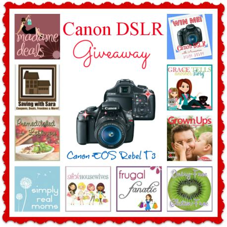 Canon Camera Sweepstakes - canon dslr camera giveaway ends 01 13 14 wincanondslr it s free at last