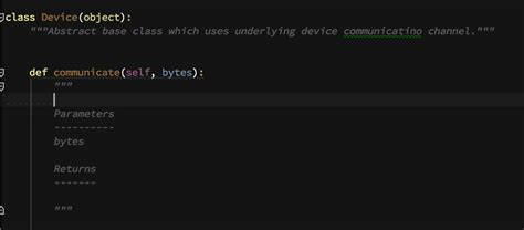 format file in pycharm generating sphinx autodoc compatible docstrings with py