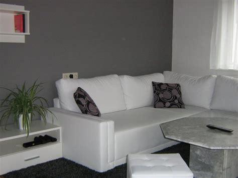 graue wand wohnzimmer wohnzimmer wohnzimmer in grau wei 223 gr 220 n mein domizil