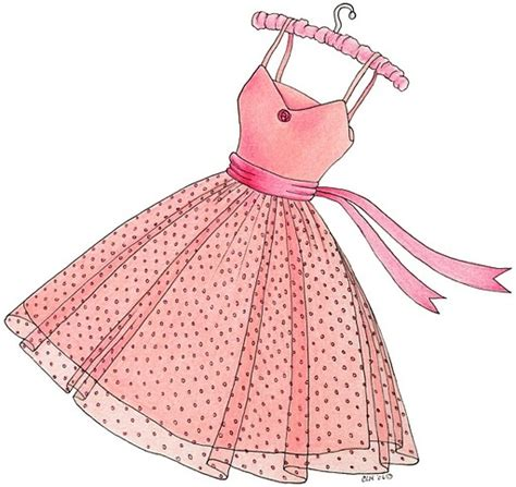 Clipart Dress #10211